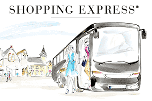 The Shopping Express Bus