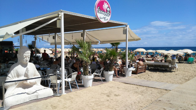 Chiringuito_barcelona_Beach
